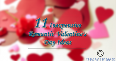 11 Inexpensive Romantic Valentine's Day Ideas